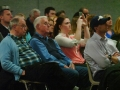 Suicide prevention  audience at the Costick Center.
